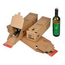 Butelio pakuotė pašto siuntai CP181.101  305x74x74  (DHL)