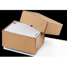 Archyvinė dėžė dokumentams archyvuoti CP 121.150OT + 150UT 305x215x150mm DIN A4