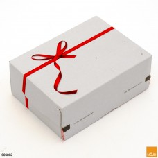 Dovanų dėžutės Colompac CP068.92/02 (white) 241x166x94mm