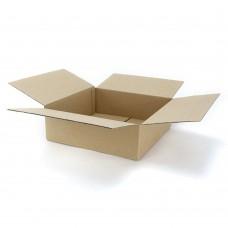Gofruoto kartono dėžė 300x300x100 B