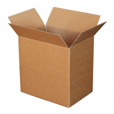 Gofruoto kartono dėžė 230x230x230C