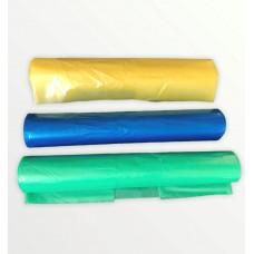 Atliekų rūšiavimo maišai šiukšlėms 75x115, 10 vnt